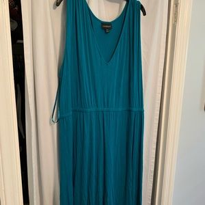 Lane Bryant hi/lo tank dress 26/28